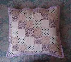 Resultado de imagem para almofadas patchwork