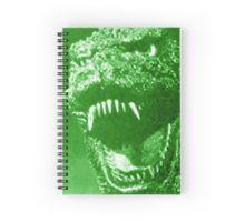 GODZILLA - Classic GREEN! Spiral Notebook