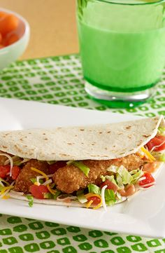 This Fish Stick Taco recipe is one the kids are sure to love.