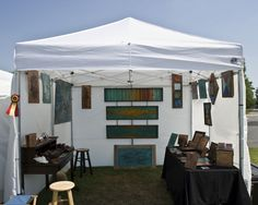 Setting up for art shows. Lots of info and links, use for Pride Festival work Ez Up Tent, Tent Set Up, Lightweight Tent, Art And Craft Shows, Roof Colors, Sell My Art, Reading Art, Artwork Display, Canopy Tent