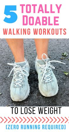 Walking for Weight L