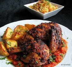 Smaczna Pyza: Wielkanoc Chicken Wings, Meat, Food, Essen, Meals, Yemek, Eten, Buffalo Wings