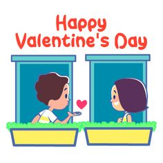 Love You Gif, Cute Love Gif, Love Cartoon Couple, Cute Love Cartoons, Animated Smiley Faces, Amor Quotes, Good Thoughts, Happy Valentines Day, Cartoon Art