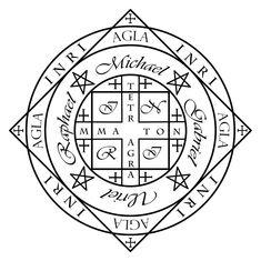 The Occult Gallery Magic Circle Occult Symbols, Magic Symbols, Symbols And Meanings, Occult Art, Ancient Symbols, Spell Circle, Summoning Circle, Angelic Symbols, Protection Symbols
