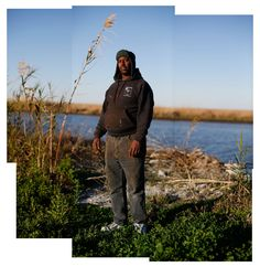 Struggling to Survive When the Oysters Have Gone | PROOF  Myron Tinson, 52, of Pointe à la Hache, has fished oysters since he was 12 years old.  Tyrone Turner