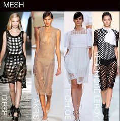 spring summer fashion trends for 2014 | Fashion Dress Trend Report for Spring/Summer 2014 by Trend Council ...