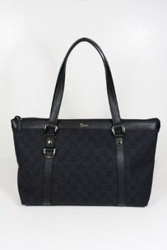 Gucci Handbags Black Fabric and Leather,Sale: $675.00