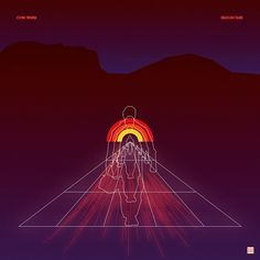 Besides Tycho there's also another band that has album art that has been consistently great. That band is Come Truise.