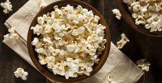 #Organic #Popcorn. 10 Healthy Snacks - New York Nutritionist - Carly Feigan, CN Presents the Head to Health Weight Loss Program #healthysnacks #nutrition