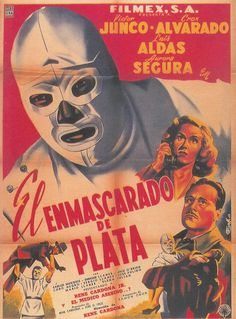 el enmascarado de plata   Tumblr