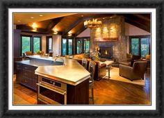 kitchen greatroom    Kitchen/greatroom