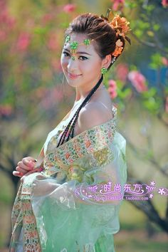 Aliexpress.com : Buy Costume tang suit hanfu costume tang clothes the costume blue from Reliable Chinese Folk Dance suppliers on Angel department store