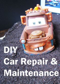 Diy car repair and maintenance. Everyone can learn a little from this post. #diy #carmaintenance