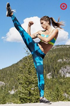 Whether kickboxing or yoga is your workout of choice, the C9 Champion at Target collection has the perfect looks to lift your workout wardrobe. From sports bras to printed leggings, you can find pieces that outperform other brands without breaking your budget