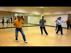 Tai Chi 108 steps form Taiji 108 forms - YouTube