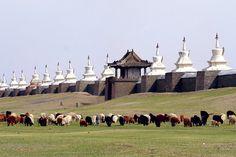 Mongolia & Gobi Desert with Beijing,Small Group Tour Mongolia - Discovery Tours by Gate 1 - www.gate1travel.com Karakorum