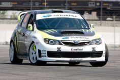2010 Ken Block Subaru WRX