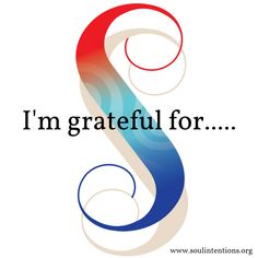 It is important to express or show gratitude. Tell us how that worked for you today.