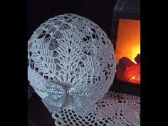 Crochet Christmas Ornaments, Christmas Crochet Patterns, Christmas Decorations, Christmas Tree, Handmade, Youtube, Home Decor, Christmas Tables, Amigurumi