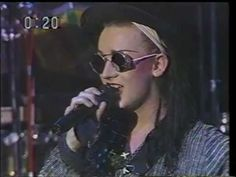 Culture Club - Do You Really Want To Hurt Me (Live) 1983