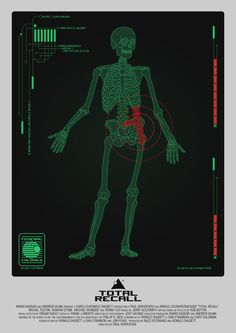 Total Recall cool movie art tumbler find by Dan Sherratt 1990 Movies, Iconic Movies, Good Movies, Cool Posters, Film Posters, Dan O Bannon, Dream Quest, Dystopian Future, Total Recall