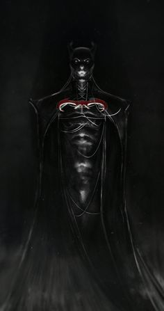 Vampire Batman Beyond by PortraitOfInnerSelf