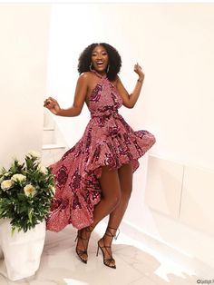 Dinner Date Outfits, Night Outfits, Fashion Outfits, Fashion Ideas, Sexy Long Dress, Corporate Wear, Ankara Dress, African Print Dresses, African Fashion