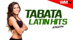 Hot Workout // Tabata Latin Hits Session - 20 Sec. Work And 10 Sec. Rest...