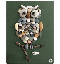 Creative Diy Ideas For Pebble Art Crafts! – Do It Yourself Samples Sponsored Sponsored Creative Diy Ideas For Pebble Art Crafts! – Do It Yourself Samples Owl Crafts, Diy And Crafts, Craft Projects, Crafts For Kids, Arts And Crafts, Creative Crafts, Creative Ideas, Creative Things, Art Pierre