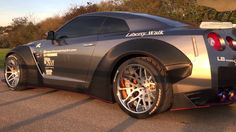 NISSAN GTR R35 GODZILLA ADRW  PARTIE 2 CHASSIS KIT KW HLS + PFC LIBE.......
