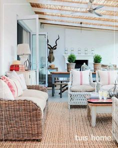 Outdoor Cabana, Outdoor Lounge, Outdoor Spaces, Outdoor Living, Country Modern Home, Country Decor, Cute Furniture, Outdoor Furniture Sets, Salisbury House