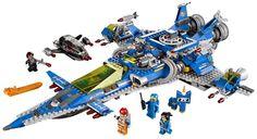 The LEGO Movie: Benny's Spaceship, Spaceship, SPACESHIP!