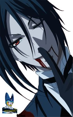 Black Butler Sebastian Sexy | Render sebastian chut black butler - Kuroshitsuji - Animes et Manga ...
