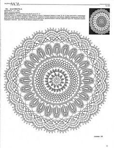 Serwetki szydełkowe 2 - Zosia32 - Picasa-Webalben