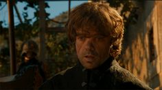 """""""Oh, MONSTER? Perhaps you should speak to me more softly then,"""" he tells Joffrey in front of the whole Small Council. """"Monsters are dangerous and, just now, kings are dying like flies."""" Hey, Tyrion, remember that time Joffrey died in, like, five days from now? Yeah, THIS DOES NOT LOOK GOOD. (Season 3 Episode 10, """"Mhysa"""")"""