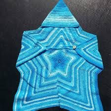 Image result for baby wearing star blanket