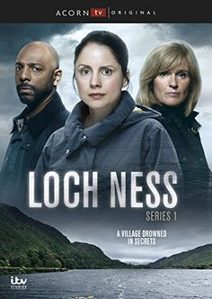 "Loch Ness : Series 1 Discs]: ""A great short detective mini-series with stunning scenery and fair acting. Siobhan Finneran, Jack Bannon, Detective, Lago Ness, The Loch, Broadchurch, Old Tv, Period Dramas, Breaking Bad"