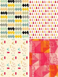 Printspace wrapping paper via The Daily Smudge