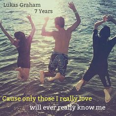 My Photo - His Lyrics - Lukas Graham - 7 Years