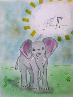 Román, el elefante soñador.