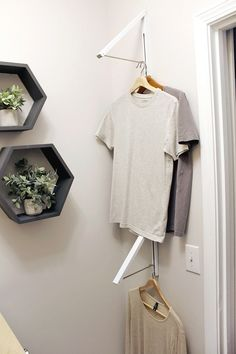 12 Ideas for a Small Organized Laundry Room — Tag & Tibby Design 12 Organization Hacks for a Small Laundry Room Laundry Room Organization, Laundry Room Design, Organization Hacks, Laundry Area, Organizing Ideas, Small Laundry Closet, Peel And Stick Floor, Rustic Home Interiors, Stick On Tiles