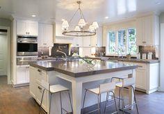 A contemporary Kitchen - contemporary - kitchen - new york - by Kenneth/Davis, Inc.