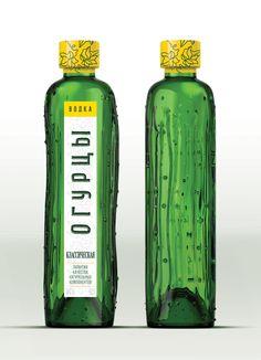 Огурцы Vodka