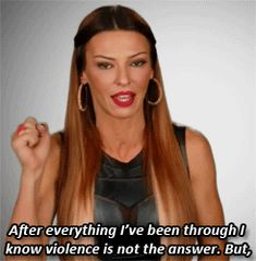 "21 Times Drita On ""Mob Wives"" Was The Biggest Badass To Walk The Earth - Love Mob Wives and Drita is my FAVE!!!!"