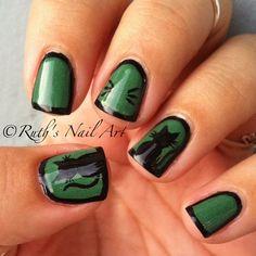 Instagram photo by ruthsnailart  #nail #nails #nailart