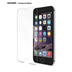 Tempered Glass For iPhone 6S Plus 7 7plus case Screen Protector Explosion Proof Anti Scratch Protective For iPhone4 5S Film