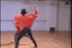 king of pop GIF