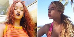Who did Hawaii better, Rihanna or Beyonce? We examine their vacations, photo against photo.
