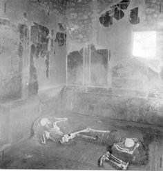 De doden van Pompeii