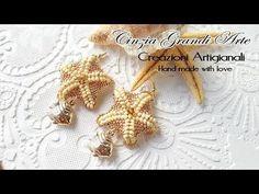 DIY - Perline Arcos Incastonatura modulo anello bracciale orecchino - YouTube